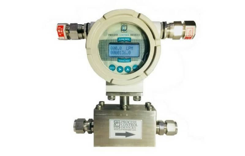 Gas Flow Meter Manufacturer In India Process Control Devices